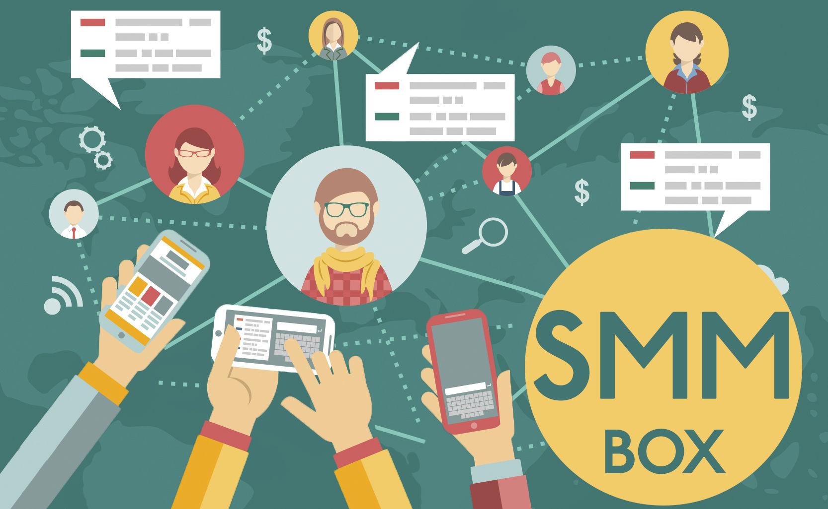 Главные причины продвижения бизнеса в социальных сетях