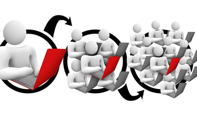 Вирусный маркетинг интернет продвижения