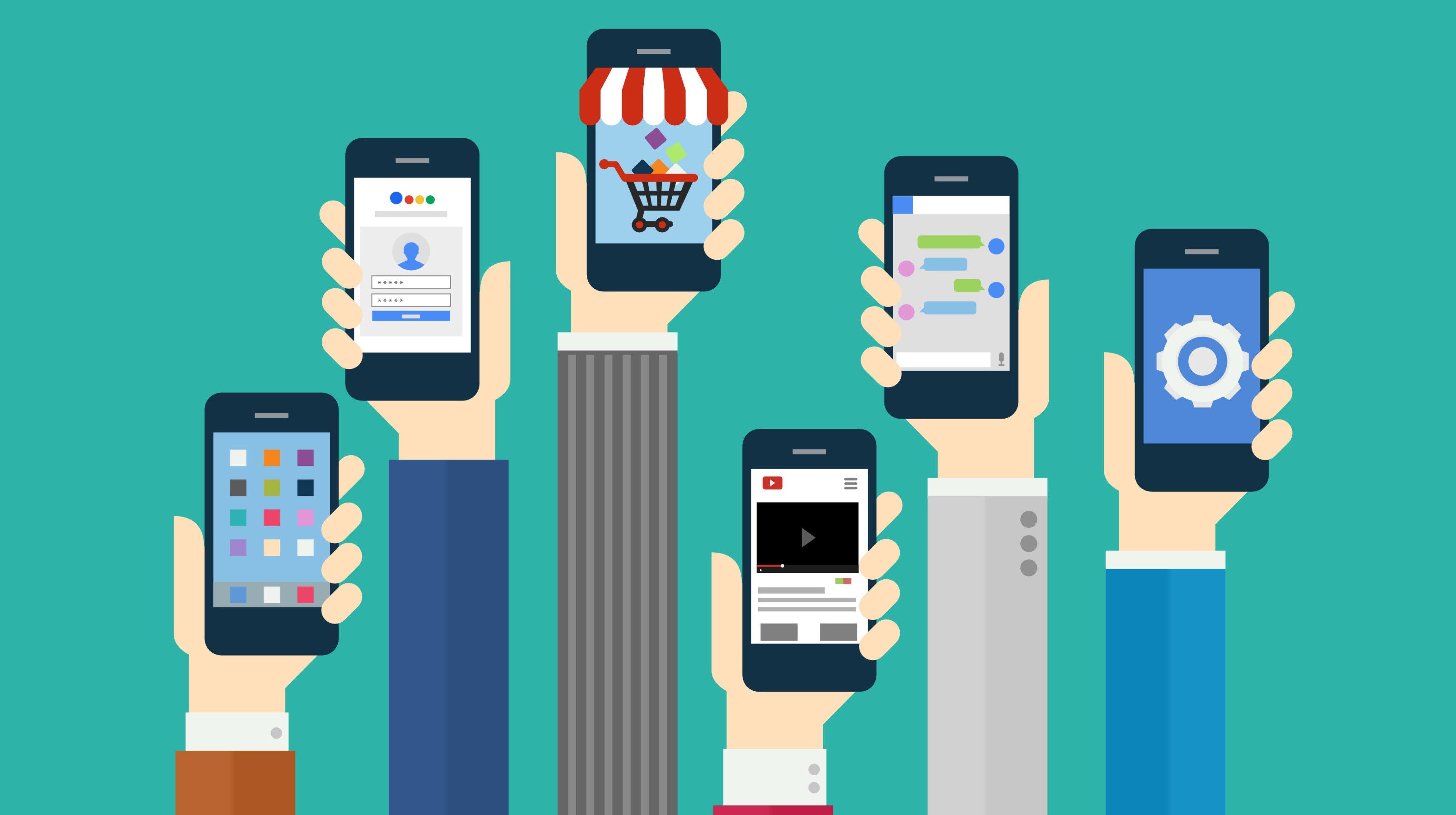Создания мобильных приложений