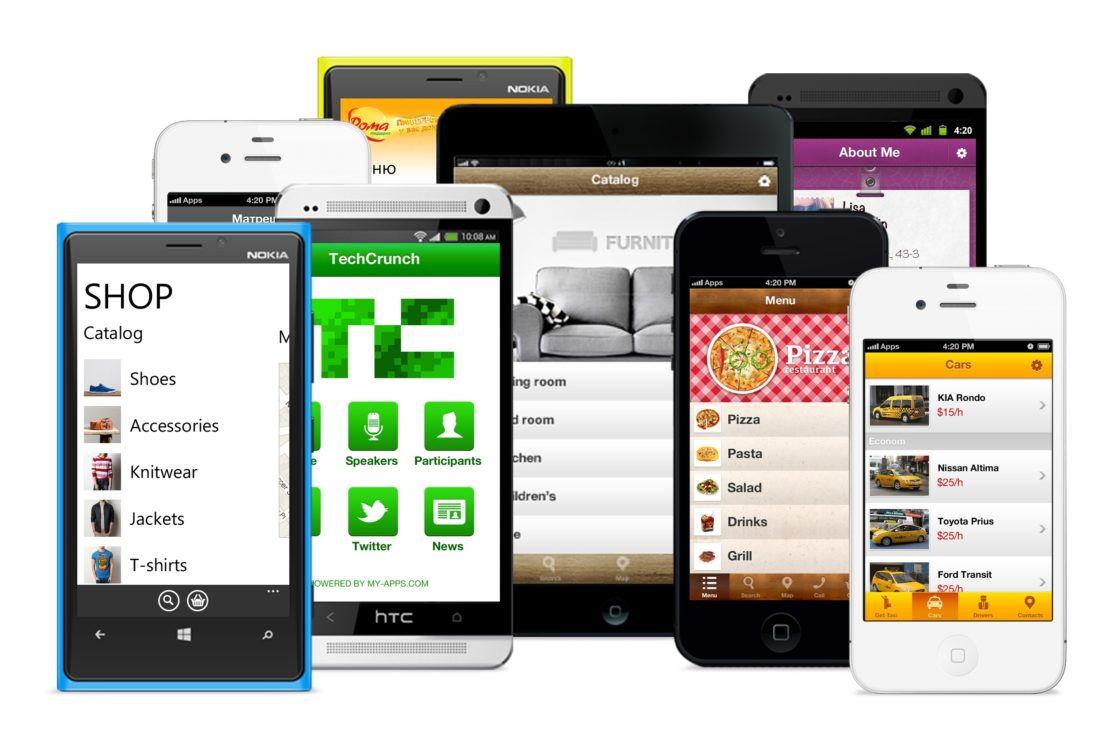 Сколько стоит мобильное приложение в 2017 году AppTractor 64