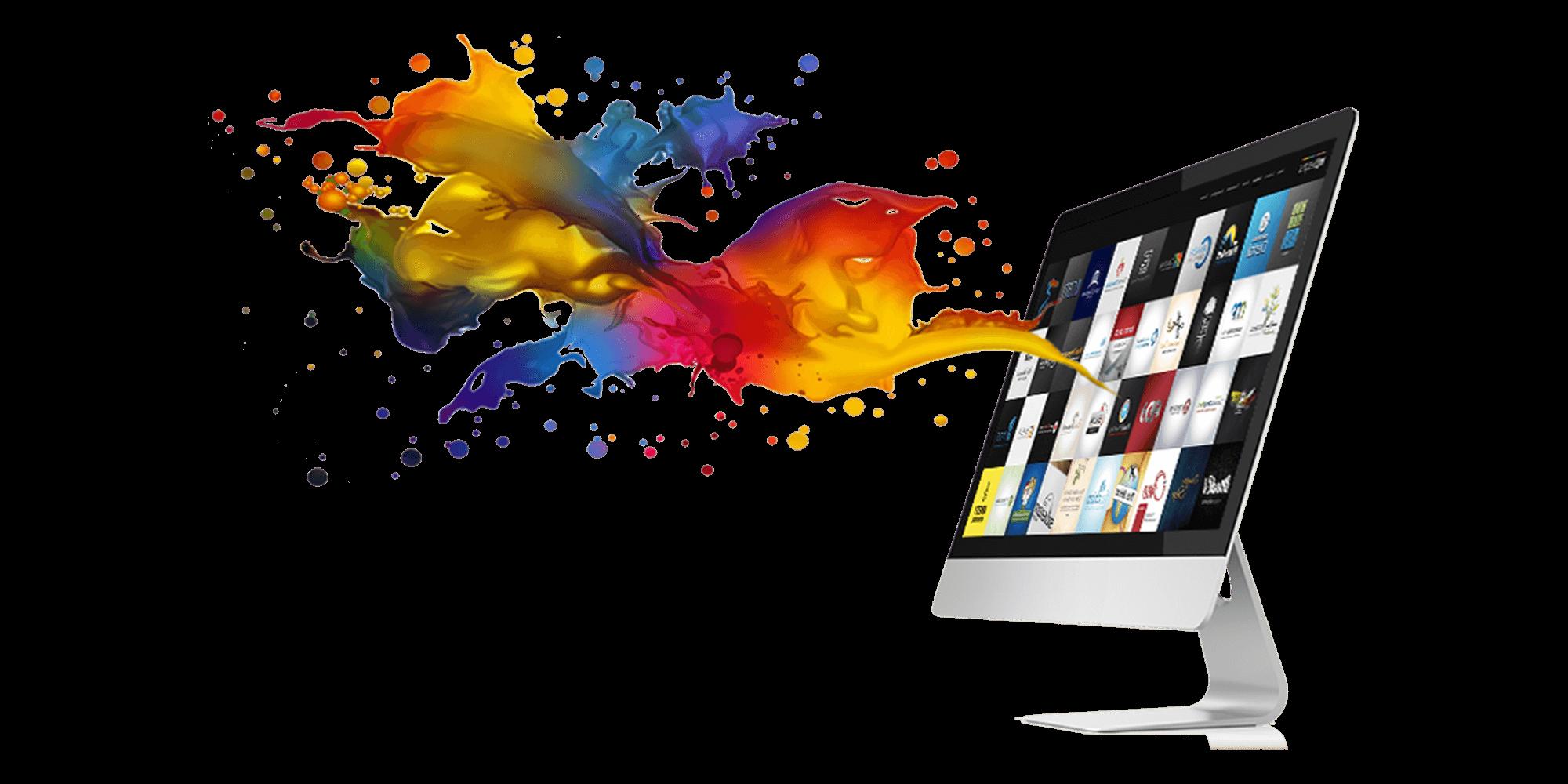 """Разработка дизайна сайта в веб студии """"Феникс"""""""
